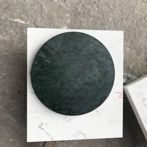 Bilde av Marmorbord i Green Verde med 160 cm diameter